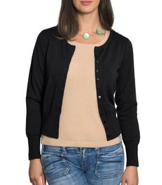 Here at Woolovers we have close to 70 Women's Cardigan styles in a wide variety of colours, made with natural fabrics such as Cashmere, Wool, Silk & Cotton. Cropped Cardigan, Cashmere Cardigan, Black Cardigan, Knit Cardigan, Travel Wardrobe, Capsule Wardrobe, Cardigan Fashion, Cardigans For Women, Knitwear