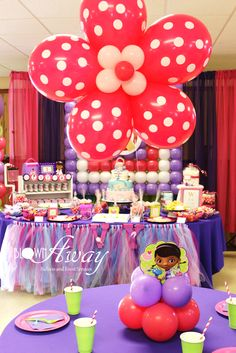 Doc McStuffins Birthday Party Ideas | Photo 2 of 31