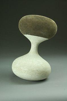 Jason Schneider (corrugated cardboard sculpture)