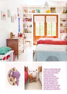 Revista Living.  Casa de Vanya Silva diseñadora de #Bunker3022
