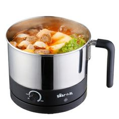 Bear drg-c101 electric heating pot electric skillet multifunctional cooker cooking pot