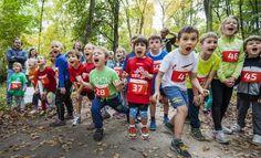 Piotr Dymus i jego niepowtarzalne zdjęcia:) Tego Pana znać powinien każdy biegacz. Fotografia z Biegu Dzieci cyklu City Trail w Warszawie:)