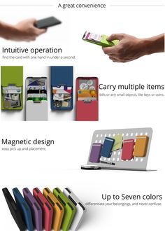 ZENLET - Amazingly Intuitive Wallet. by ZENLET — Kickstarter