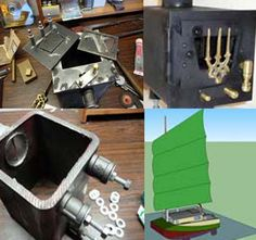 12 Homemade Wood Burning Stoves and Heaters Plans and Ideas:Do It Yourself -