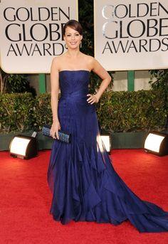Berenice Bejo at the Golden Globes 2012