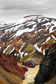 imalikshake: Landmannalaugar, Iceland by daitoZen