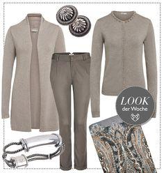 #Elegant #Grey #Outfit by Brigitte von Boch #bevonboch