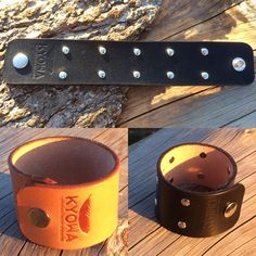 Handmade leather bracelet bracciale cuoio pelle #leather #bracelet #man #woman #handmade #italy