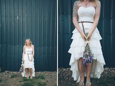 dried flower bouquet - lavender, gypsophila, delphinium nik & chris | an eco-friendly, handmade coastal welsh wedding » Home