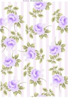 www.decopaula.com decoupage-1.php Flower Background Wallpaper, Flower Backgrounds, Paper Background, Colorful Backgrounds, Free Printable Stationery, Printable Scrapbook Paper, Vintage Floral Wallpapers, Pretty Wallpapers, Decoupage Vintage