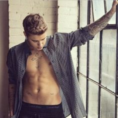 GOSSIP OVER THE WORLD: Justin Bieber may be Calvin Klein's new underwear!...
