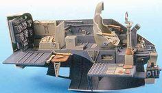 Ju 188 cockpit 1/48