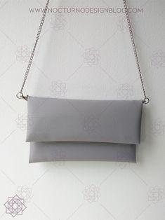DIY: Bolso sin costuras + molde gratis. – Nocturno Design Blog Design Blog, Kate Spade, Jeans, Fashion, Bag, Nocturne, Chains, Tutorials, Patterns