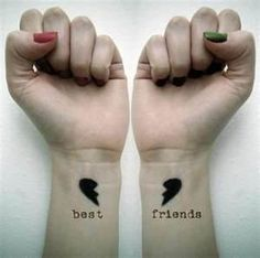 best friend tattoos - Bing Images