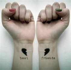 best friend tattoos - Bing Images