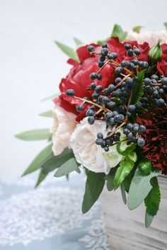 Red White and Blue Fourth of July Wedding Inspiration!