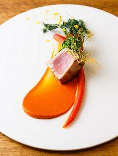 Gourmet Food Plating, Food Plating Techniques, Modern Food, Star Food, Culinary Arts, Gourmet Recipes, Gourmet Desserts, Gourmet Foods, Creative Food