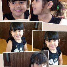 Cutest little girl...