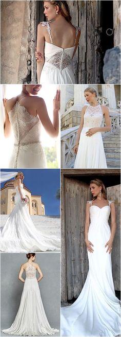 Destination wedding dress ideas and some Spring 2017 wedding dresses | Find #KellyFaetanini a bridal shop near you! http://www.kellyfaetanini.com/retaillocations/