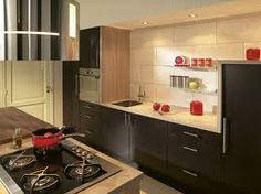 belles cuisines - Recherche Google Decoration, Kitchen Cabinets, House Design, Recherche Google, Kitchens, House Ideas, Home Decor, Kitchen Cupboard, Beautiful Kitchen