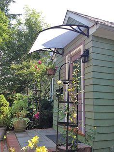 25 Best Polycarbonate Awnings images in 2018 | Canopy, Door