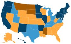 A quick look at the status of same-sex marriage. - The Gay Marriage War Map: Where Same-Sex Marriage Is Legal, Illegal, and Legal-ish Saving Your Marriage, Save My Marriage, Marriage Advice, Letters To My Husband, Advice Box, Best Man Speech, Places In America, Marriage License, Catholic Prayers