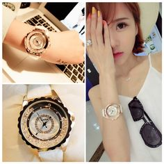 Don't miss this Rhinestone Water ... in the WINTER.   See more on U N' Me Boutique http://unmeboutique.com/products/rhinestone-water-resistant-watch?utm_campaign=social_autopilot&utm_source=pin&utm_medium=pin