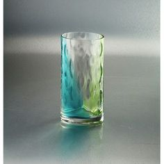 Diamond Star Glass Vase