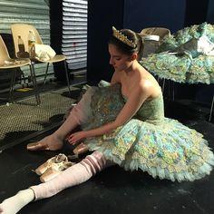 Heloïse Bourdon Don Quichotte backstage