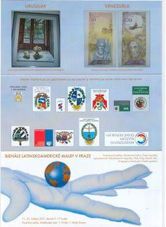 Francisco Zañartu C. Catálogo II Bienal de Praga, Año 2012.-