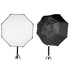 Godox Portable 120cm Octagon Softbox Umbrella Brolly Reflector for Speedlight Flashlight