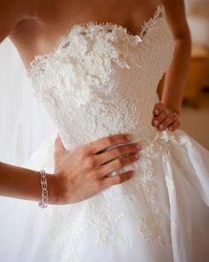 Details #lace #wedding #weddingdress #weddingseason... #wedding #weddings