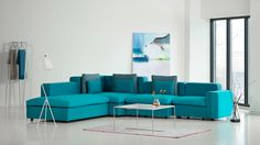 PANORAMA SOFA | RAUN A/S #detail #sofadesign #stineprang #danishdesign #sofa #fabric #raun