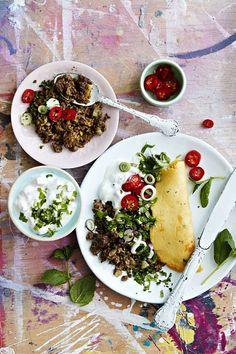 Skagen, Garam Masala, Naan, Palak Paneer, Camembert Cheese, Ethnic Recipes, Food, Essen, Meals