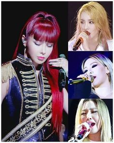 Thank you 2NE1 Wait for you ,Bommie