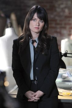 Teresa Lisbon - The Mentalist (played by Robin Tunney)