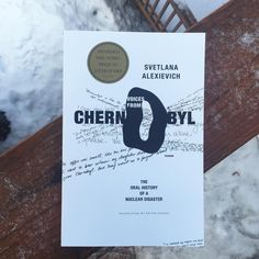 "From lilitslittlelibrary: ""It's certainly true that Chernobyl while an accident in the sense that no one intentionally set it off was also the deliberate product of a culture of cronyism laziness and a deep-seated indifference toward the general population. The literature on the subject is pretty unanimous in its opinion that the Soviet system had taken a poorly designed reactor and then staffed it with a group of incompetents. It then proceeded as the interviews in this book attest to lie…"