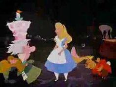 Alice im Wunderland - Nichtgeburtstag
