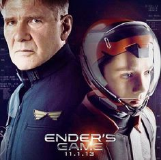 So excited for Enders game!!