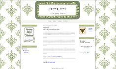 Blog Designs By Sheila