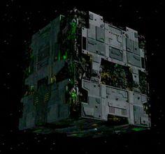 Borg tactical cube - Memory Alpha, the Star Trek Wiki - Wikia