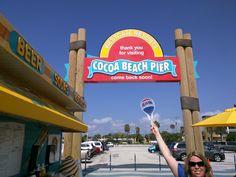#flatMAX at the Cocoa Beach Pier, FL