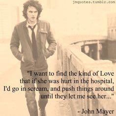 John Mayer <3