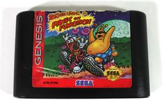 ToeJam & Earl Panic on Funkotron Sega Genesis 1993 by Sega Genesis Games, Retro Video Games, Rap, How Are You Feeling, Etsy Shop, Baseball Cards, Stars, Wraps, Sterne