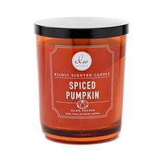 Spiced Pumpkin/Dw Home Apple pumpkin smells great also!