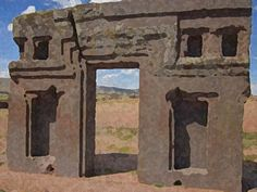 PUMA PUNKU 15,000 B.C.