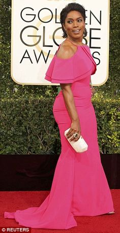 Golden Globe Awards 2017 red carpet | Daily Mail Online