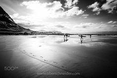 Surfing the Arctic Ocean by Christoph_Oberschneider Sport Photography Lofoten, Art Plage, Sport Photography, Facebook, My Images, Norway, Surfing, Explore, Instagram