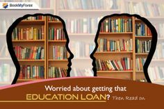 #Education loans have tenures of five to seven years. However, as per the guidelines, the tenure can be extended up to 10 years for loans up to R7.5 lakh and 15 years for loans above it.   #CurrencyExchange #MoneyExchange #ForexExchange #ForexLiveRates #ForexRatesinBangalore