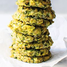 Zucchinibiffar | Recept ICA.se